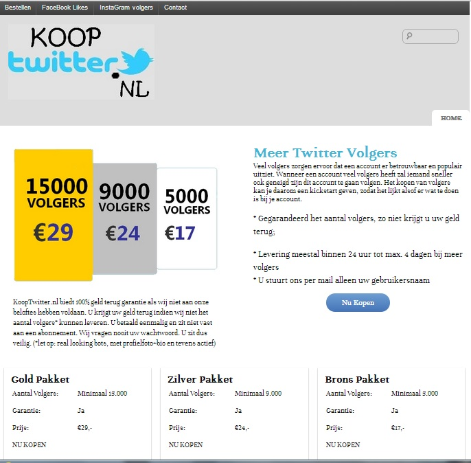 Kooptwitter.nl